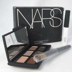 Brand new NARS and God Created the woman eye kit